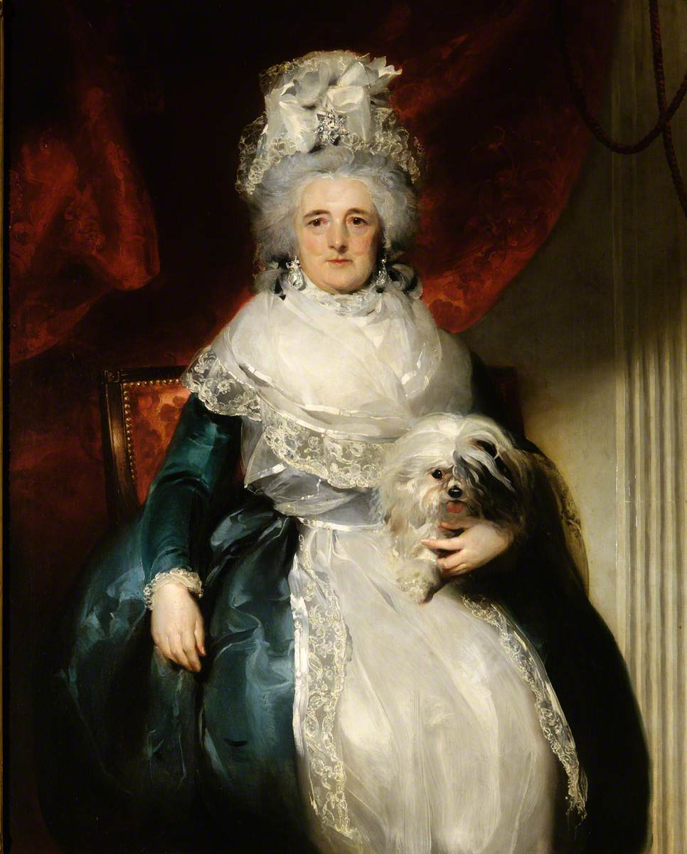 Countess of Oxford, Wife of the 4th Earl of Oxford (1728–1804)