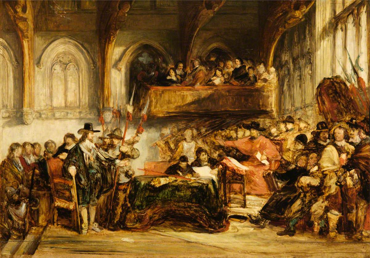 The Trial of Charles I (1600–1649)