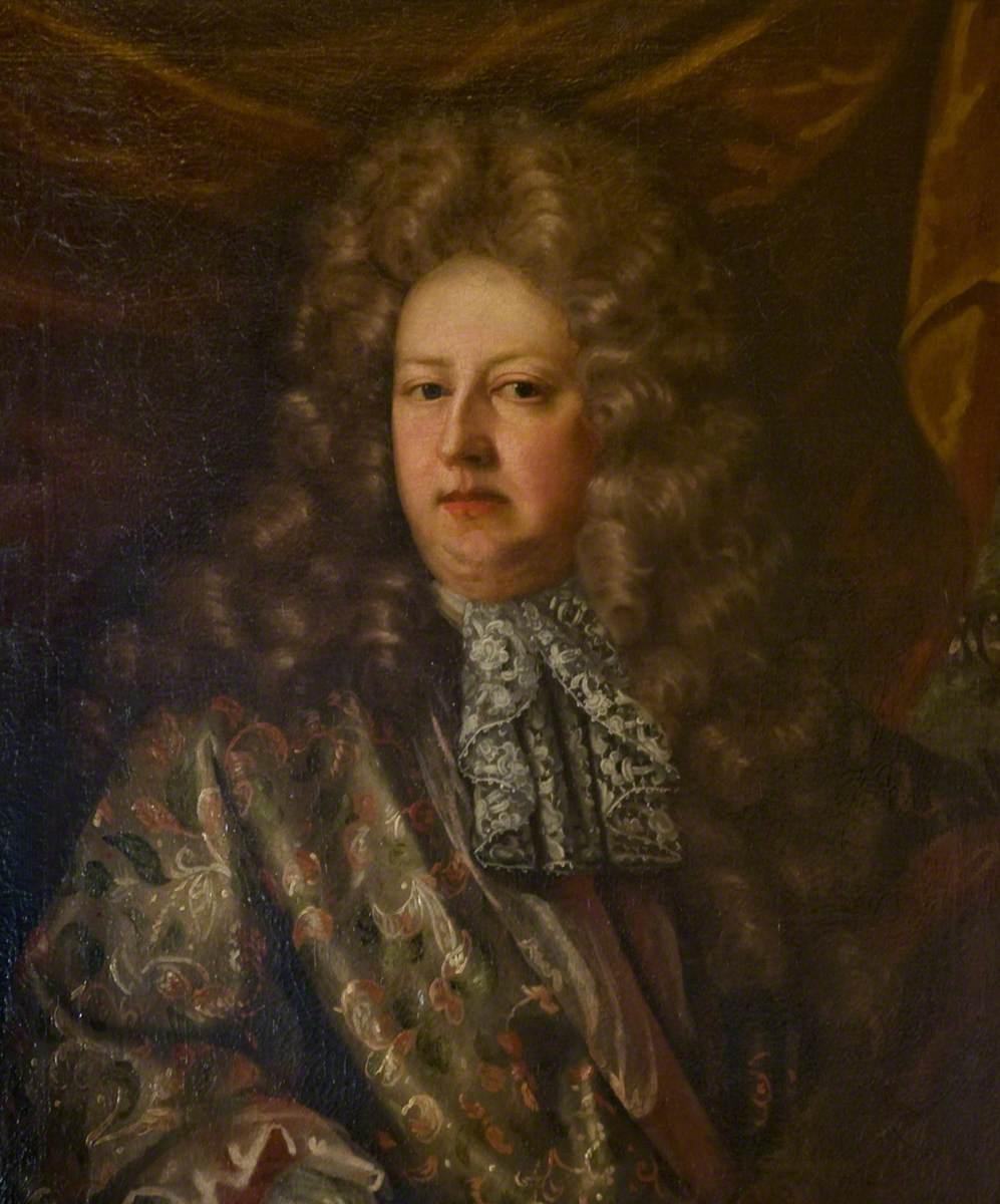 Portrait of a Gentleman in a Grey Robe