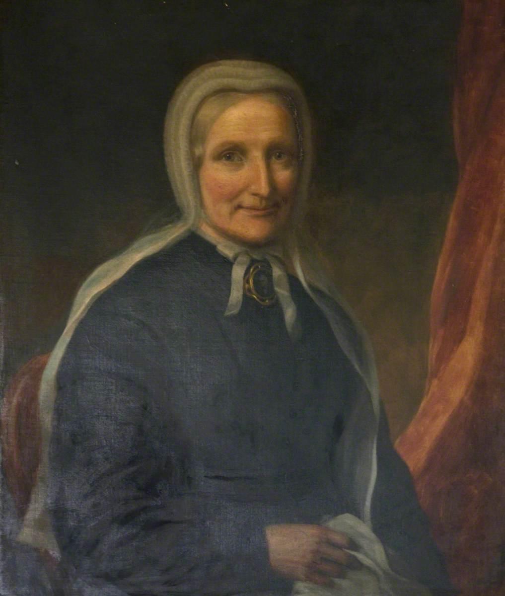 Helen Wilson, née Primrose, Wife of James Wilson