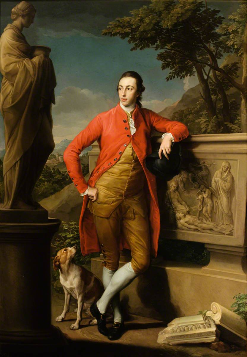 George Gordon, Lord Haddo