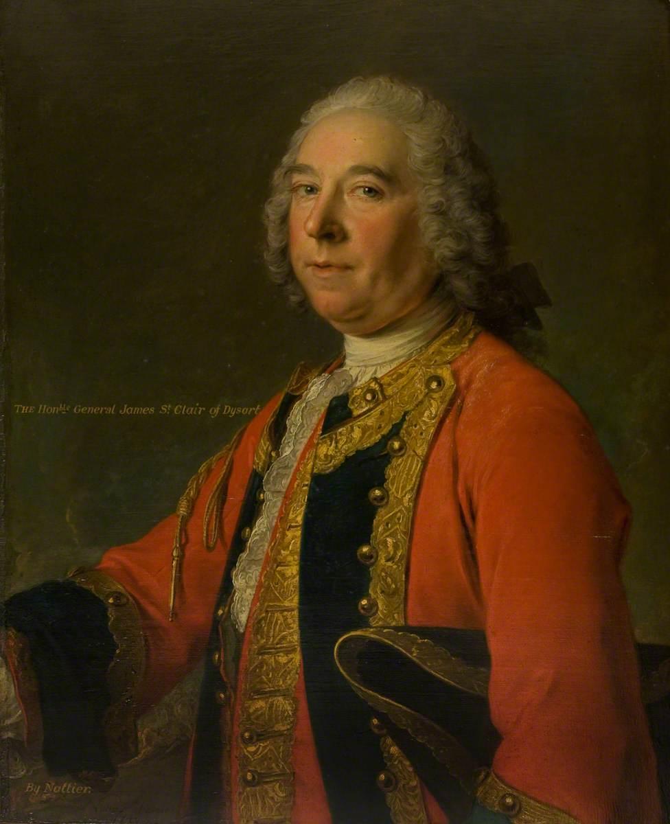 The Honourable General James Sinclair of Dysart