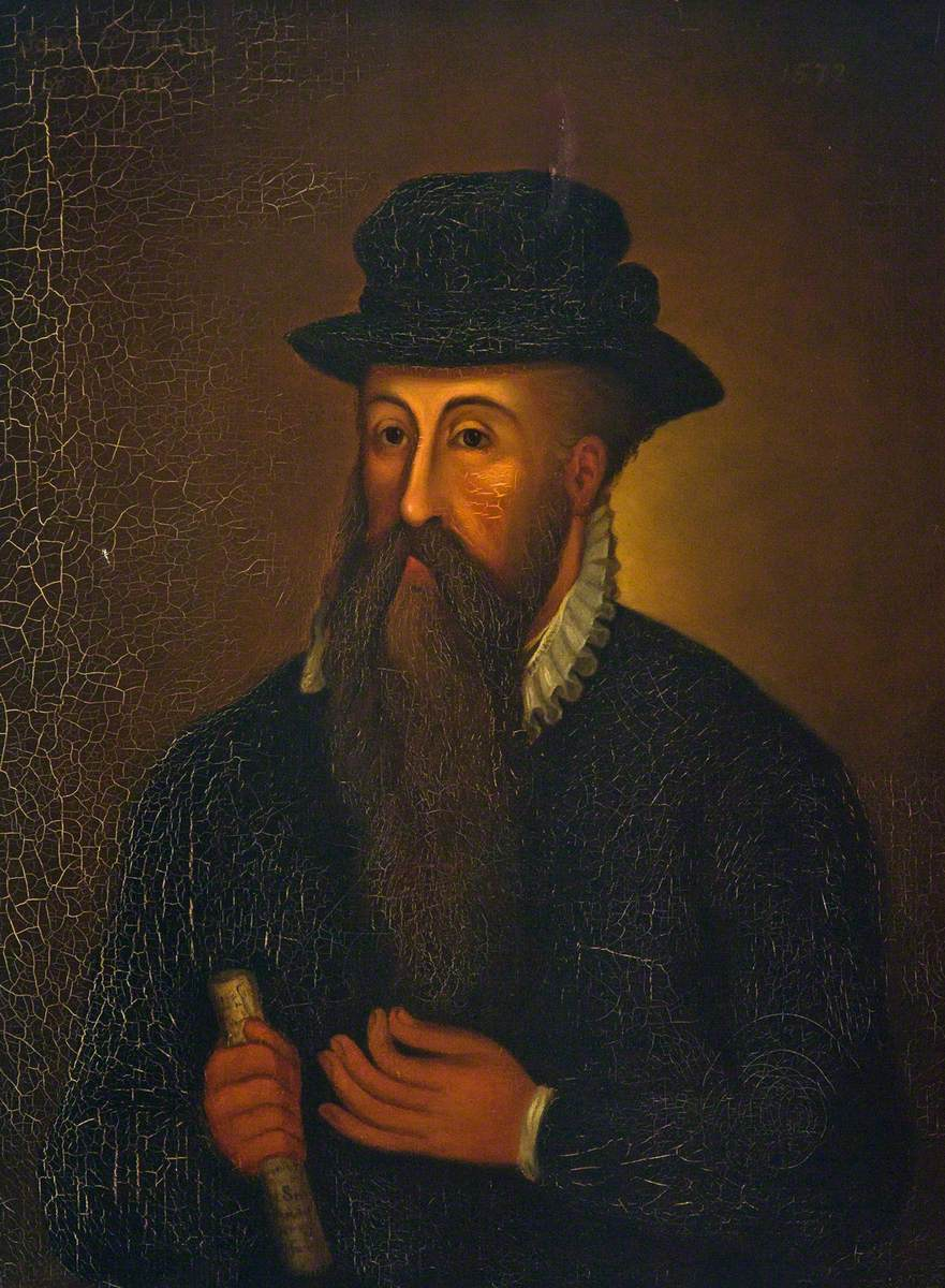 John Erskine (d.1572), 1st Earl of Mar, Regent of Scotland