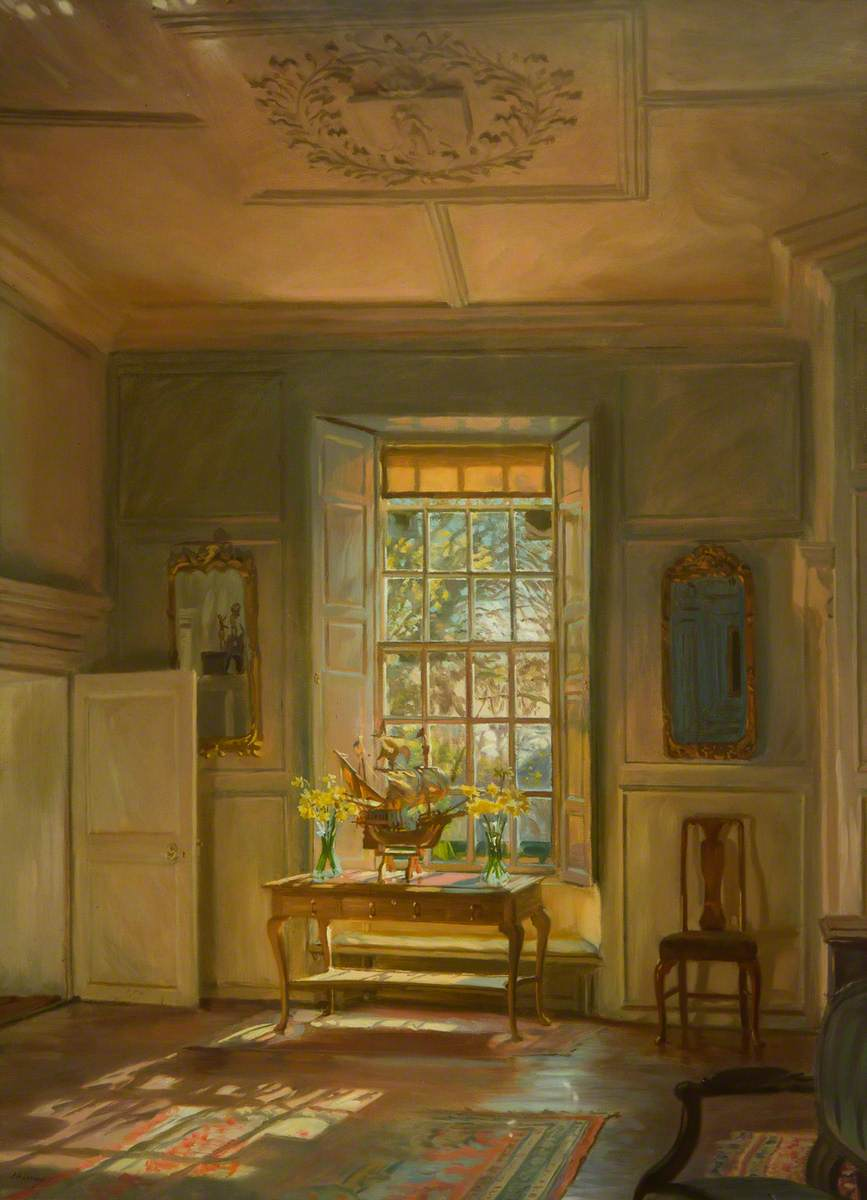 Sunlight in the South Room, Kellie