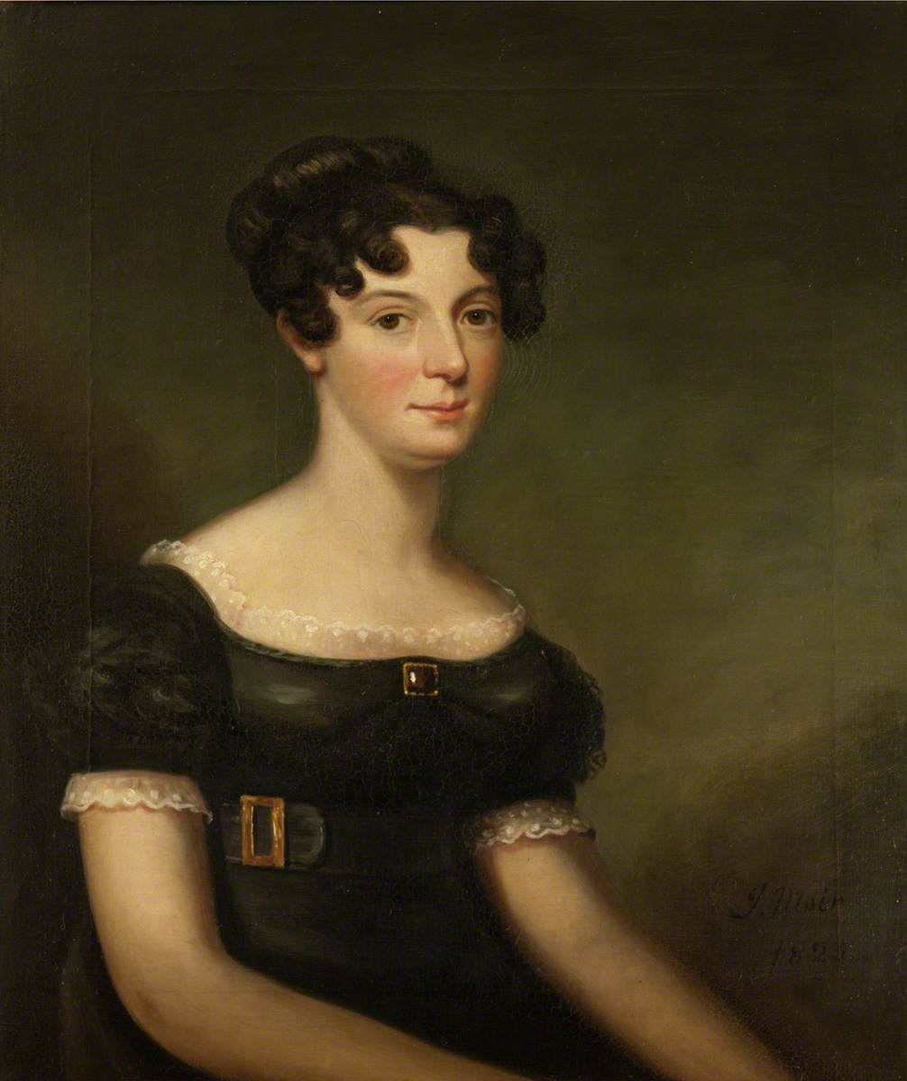 Harriot Christian Leith-Hay (d.1830), Wife of Sir Harry N. Lumsden, Bt