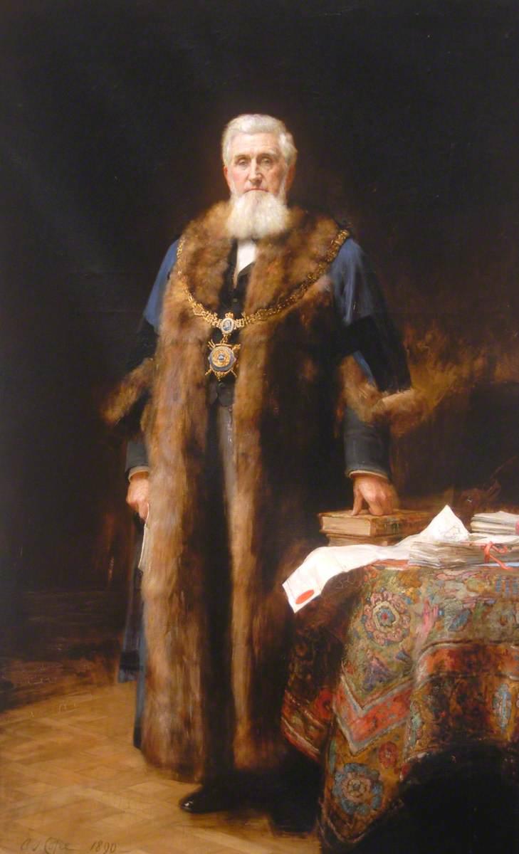Alderman George Pyman