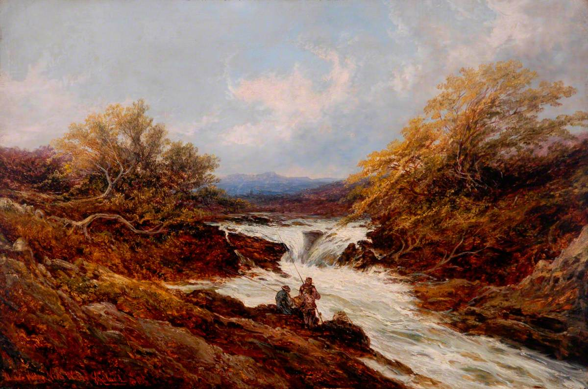 Lleder Valley