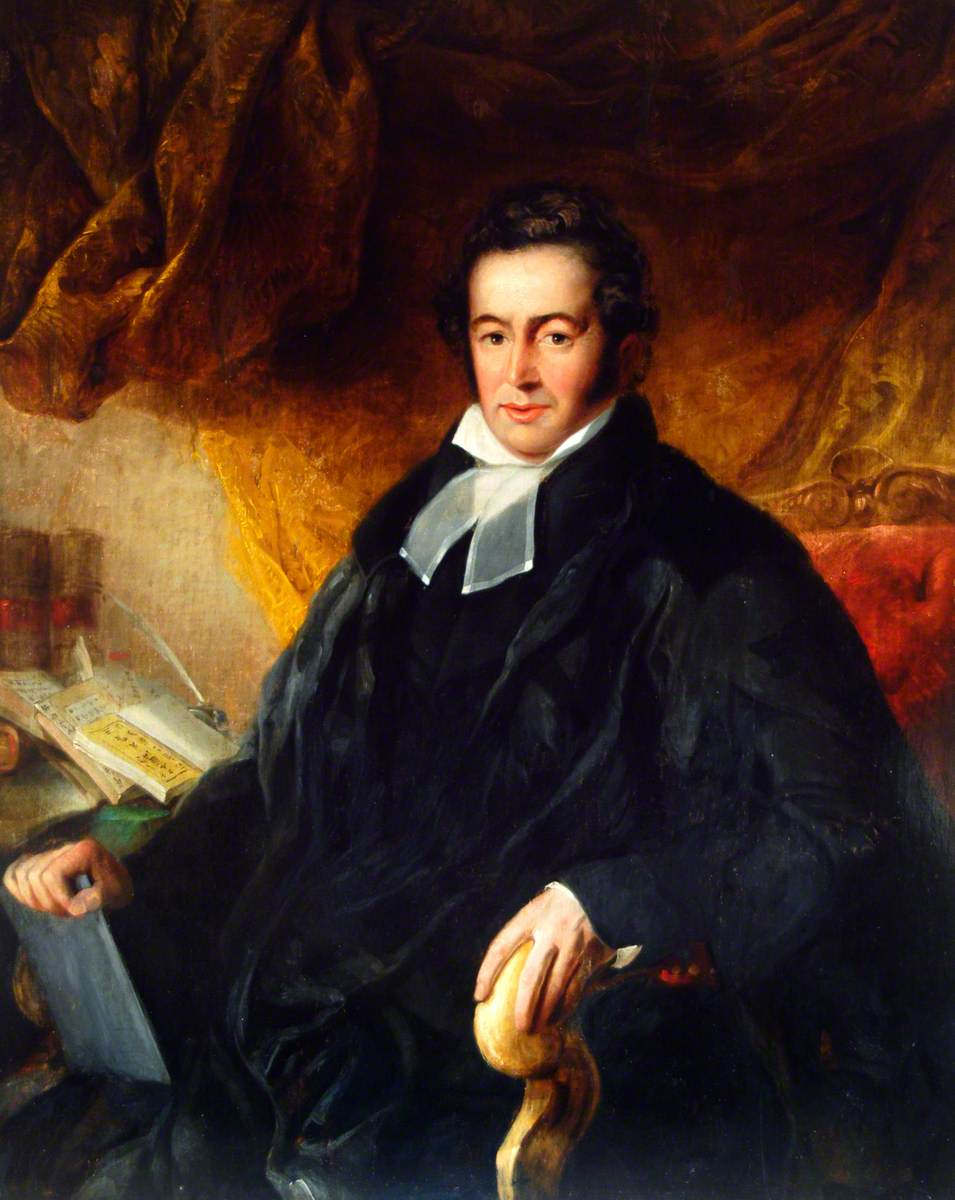 Reverend Robert Morrison (1782–1834), First Christian Protestant Missionary in China