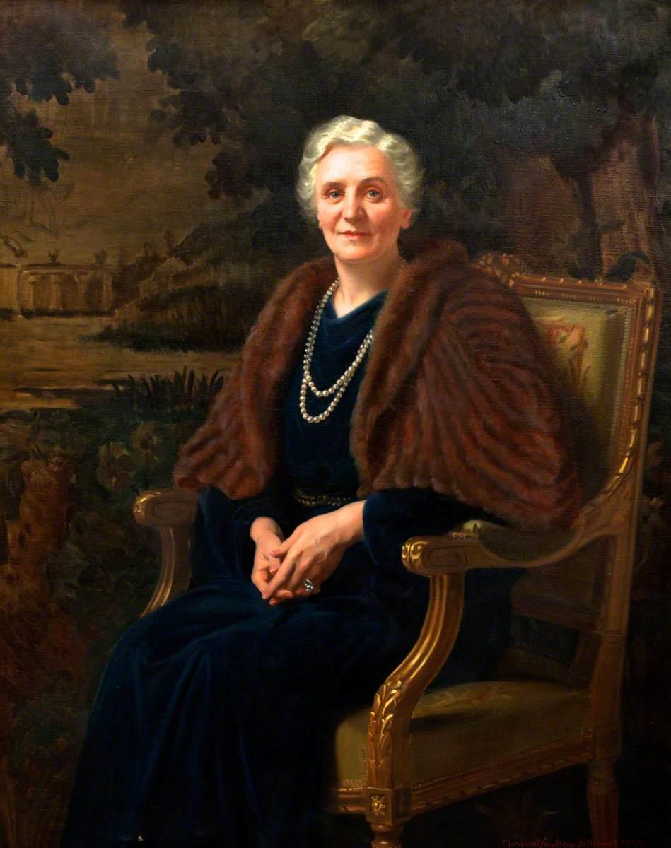 Lady Owen Evans