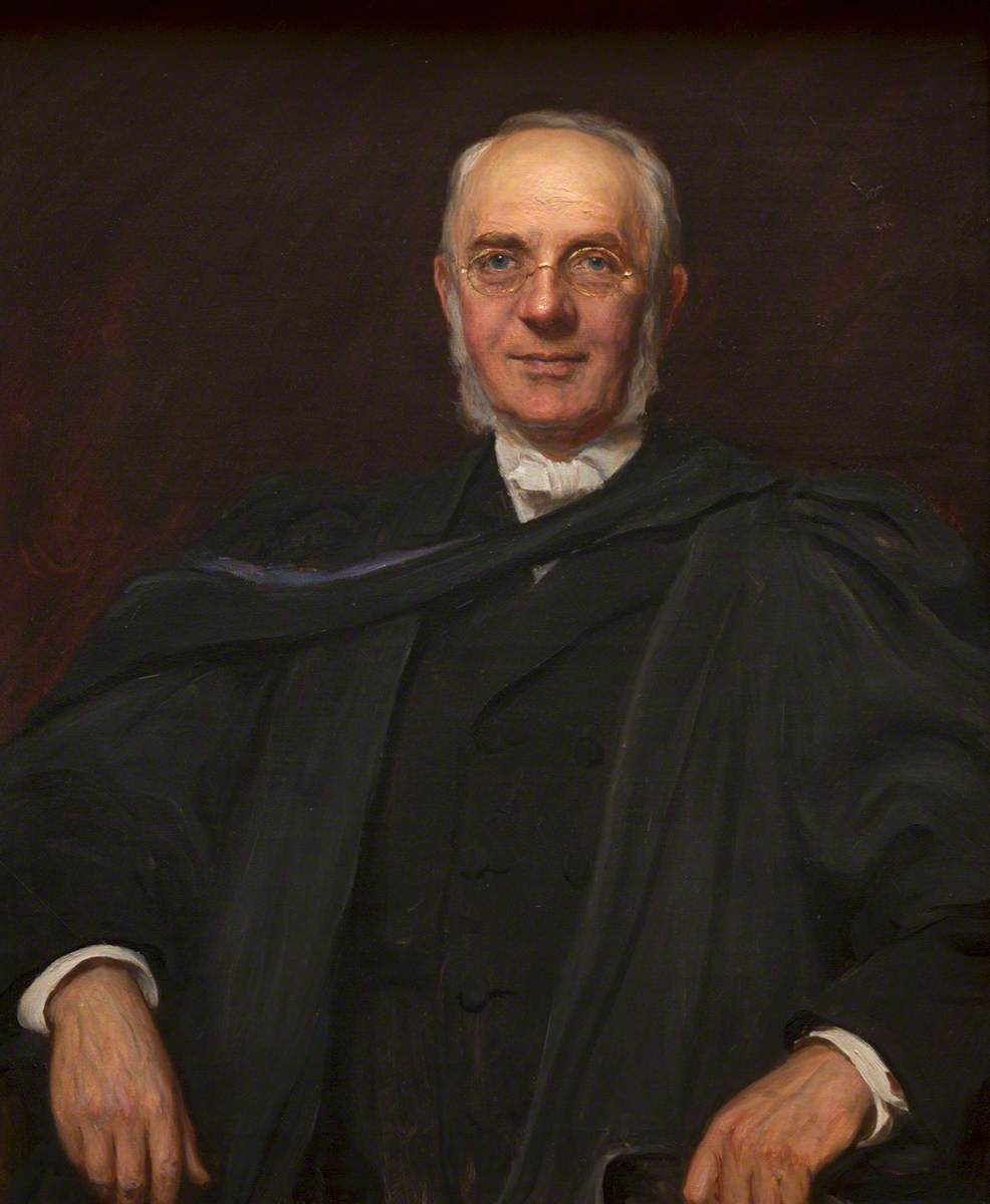 Thomas Charles Edwards (1837–1900), Principal (1872–1891)