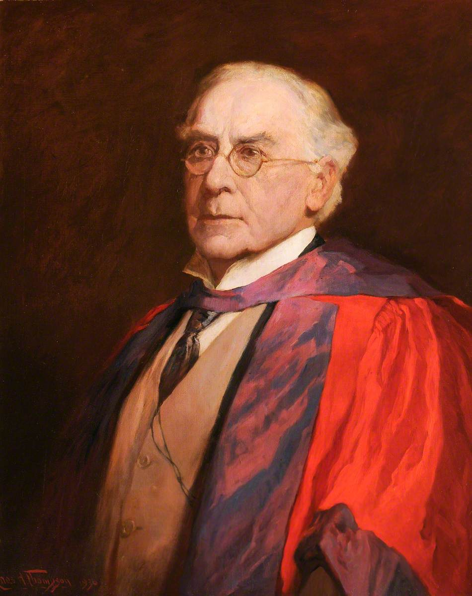 Henry Neville, Baron Gladstone of Hawarden, Fourth President of the College (1928–1935)