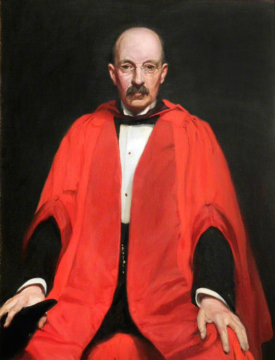 Sir Henry Rudolf Reichel (1856–1931), First Principal of the College (1884–1927), Vice-Chancellor of the University of Wales (1896–1897, 1900–1901, 1905–1907, 1911–1913, 1917–1921 & 1926–1927)