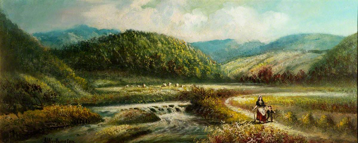 Ystwyth Valley