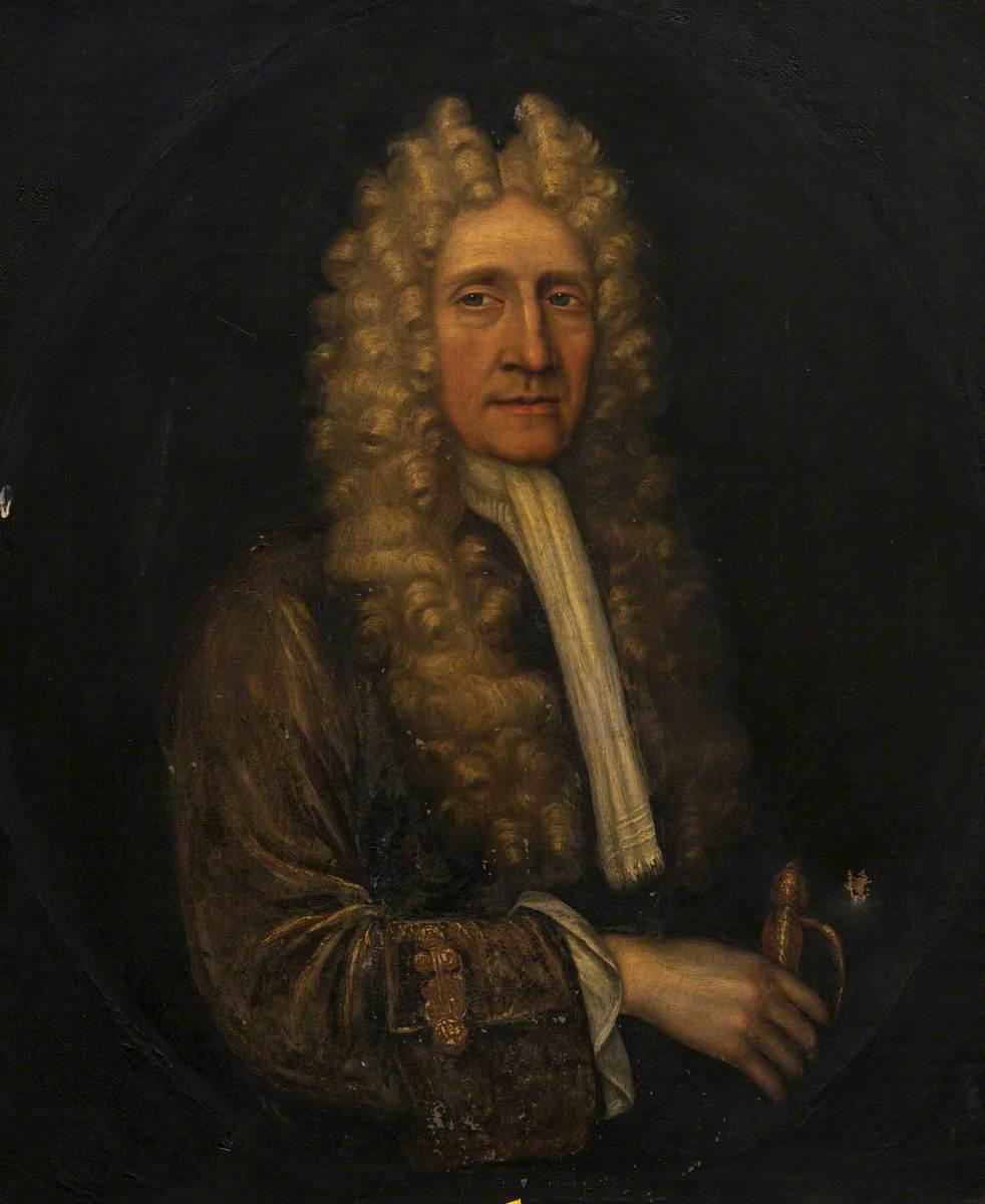 Richard Vaughan, Auditor of Wales