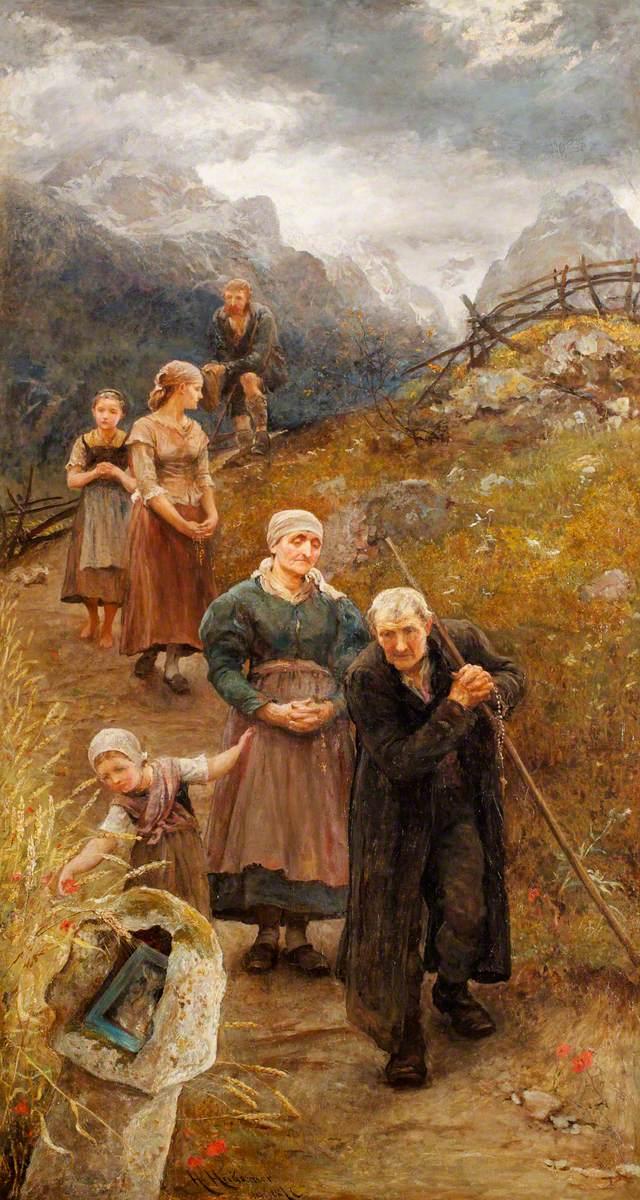 Der Bittgang (The Prayer Walk)