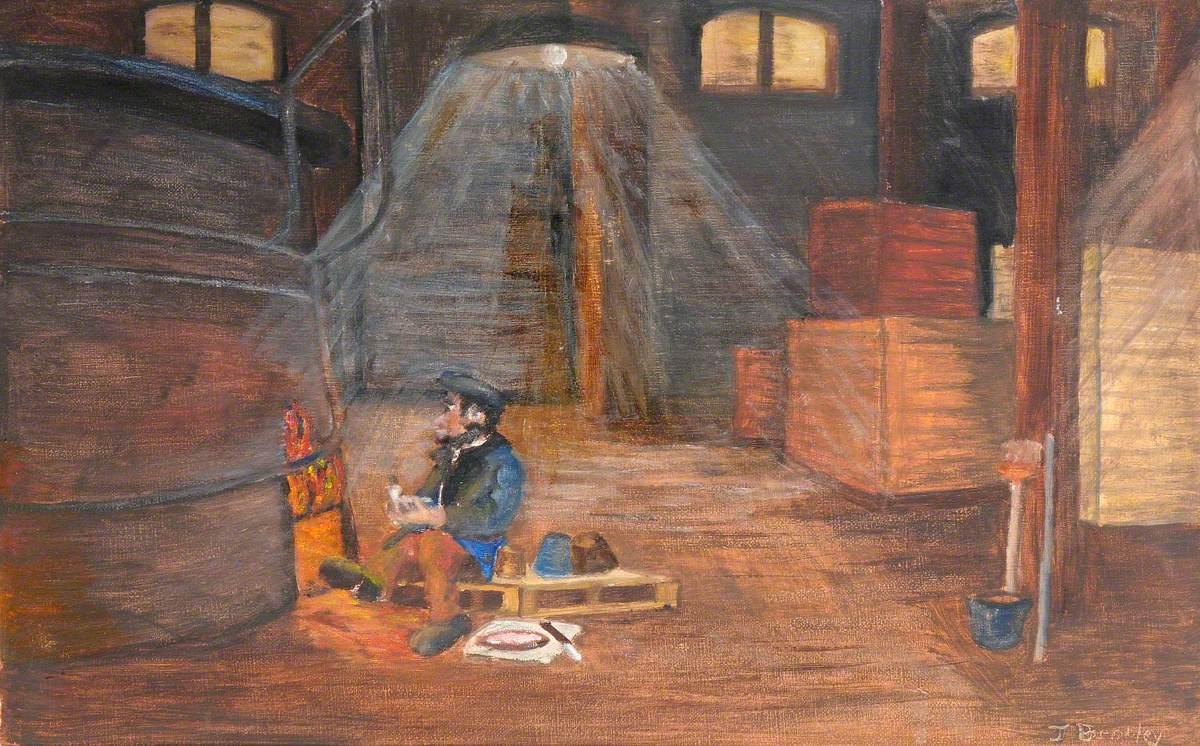 The Night Lodger, Trap Brickworks