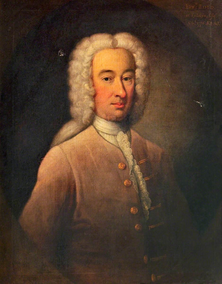 Edward Lloyd of Tyddin (1696–1776)