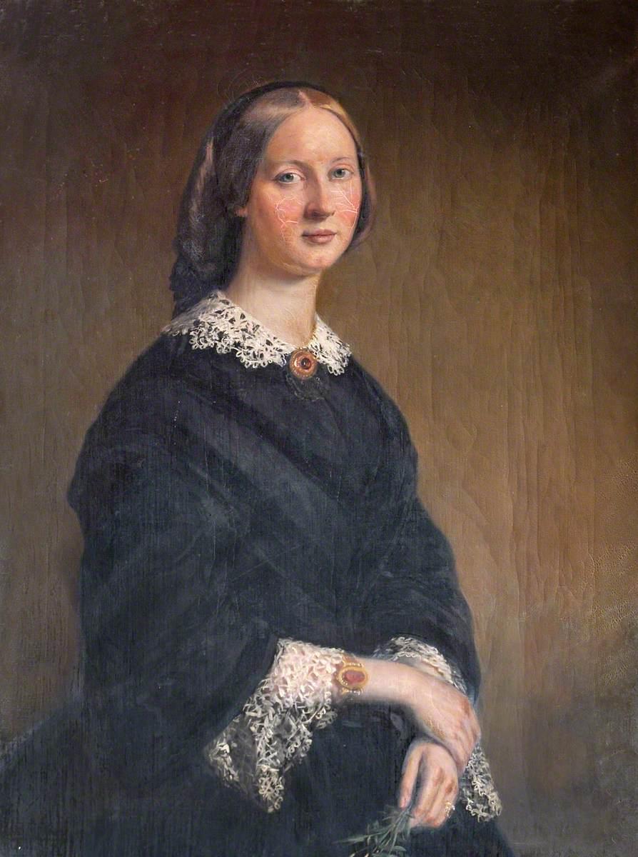 Julia Elizabeth Ripley (1829–1867), Wife of Richard H. Howard