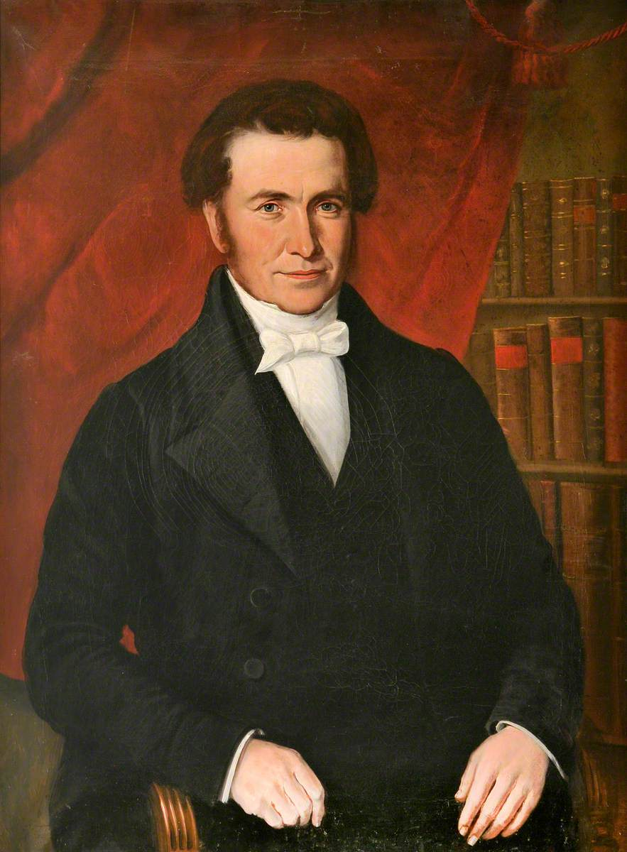 Reverend John Davies
