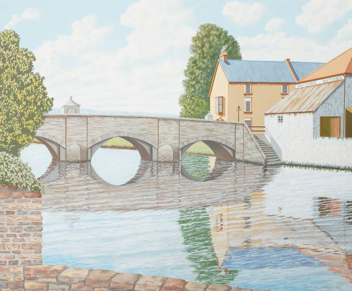 New Bridge, Haverfordwest