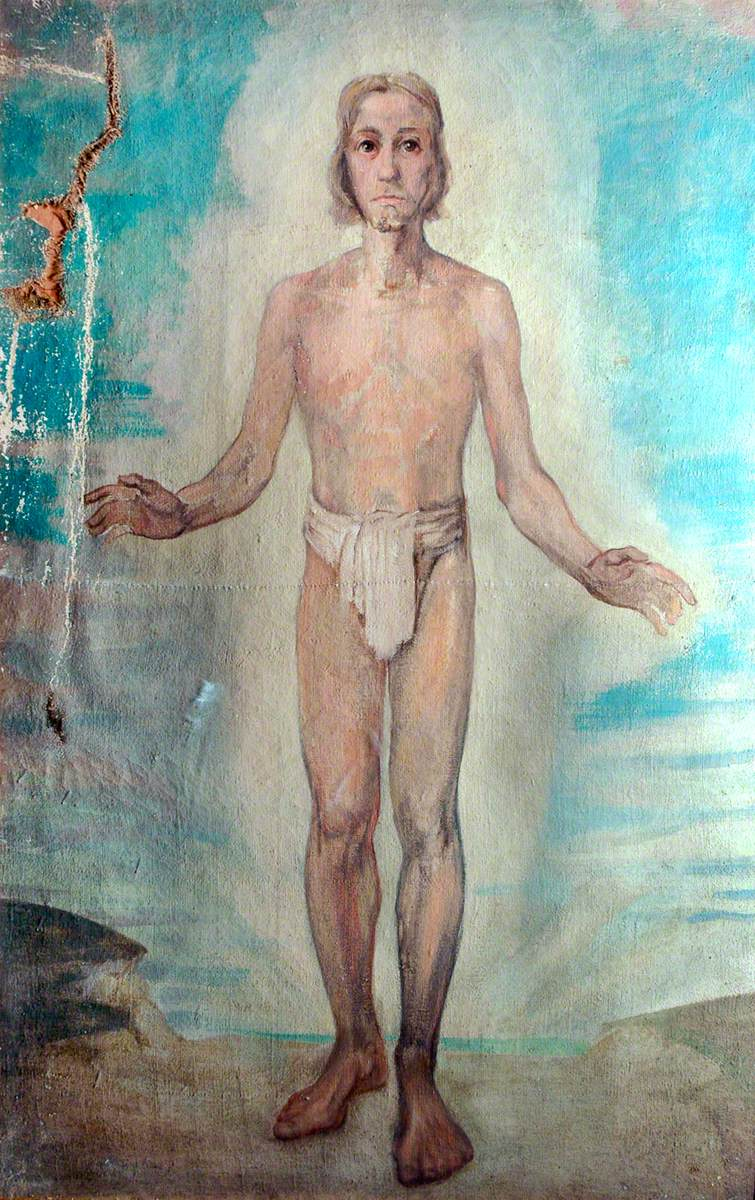 Man in Loin Cloth (The Messiah)
