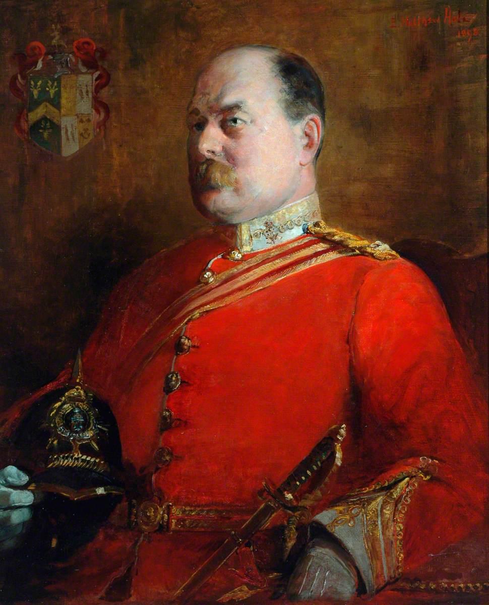 Colonel J. W. R. Parker, CB, FSA