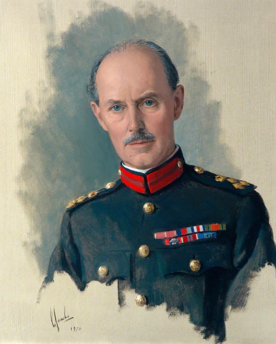 Brigadier T. F. J. Collins, CBE, DL