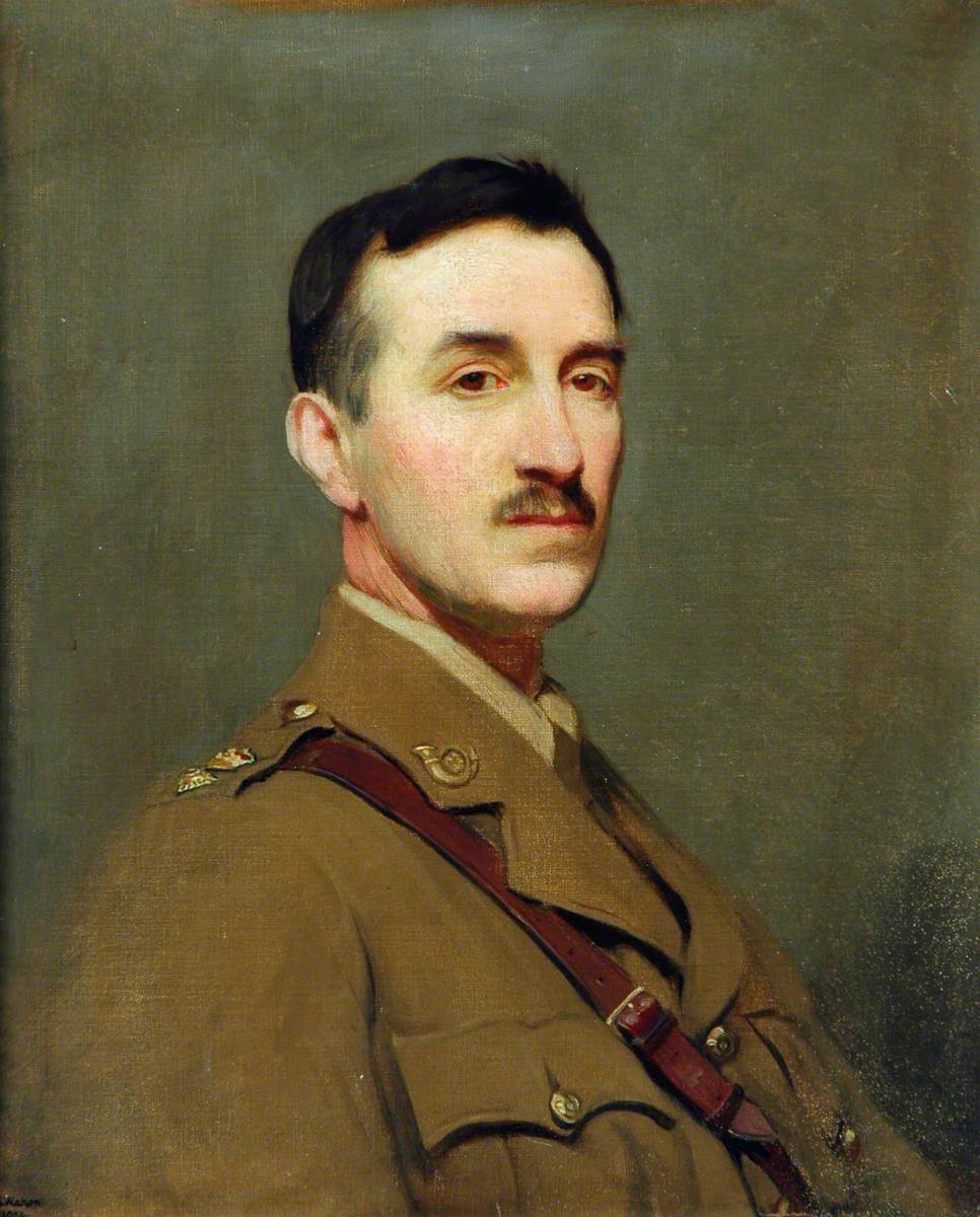 Lieutenant Colonel Oliver C. S. Watson, VC, DSO