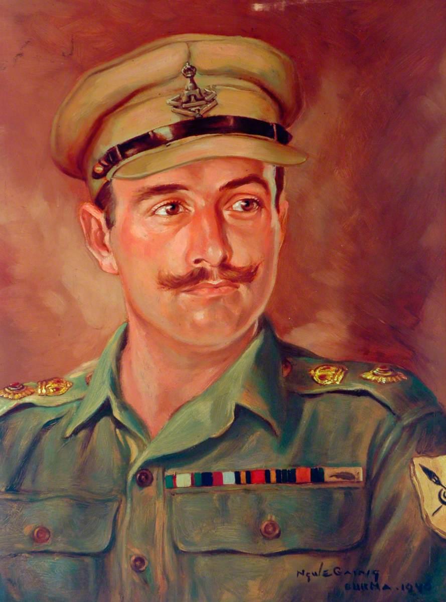 Lieutenant Colonel John M. Forbes, 2nd Battalion