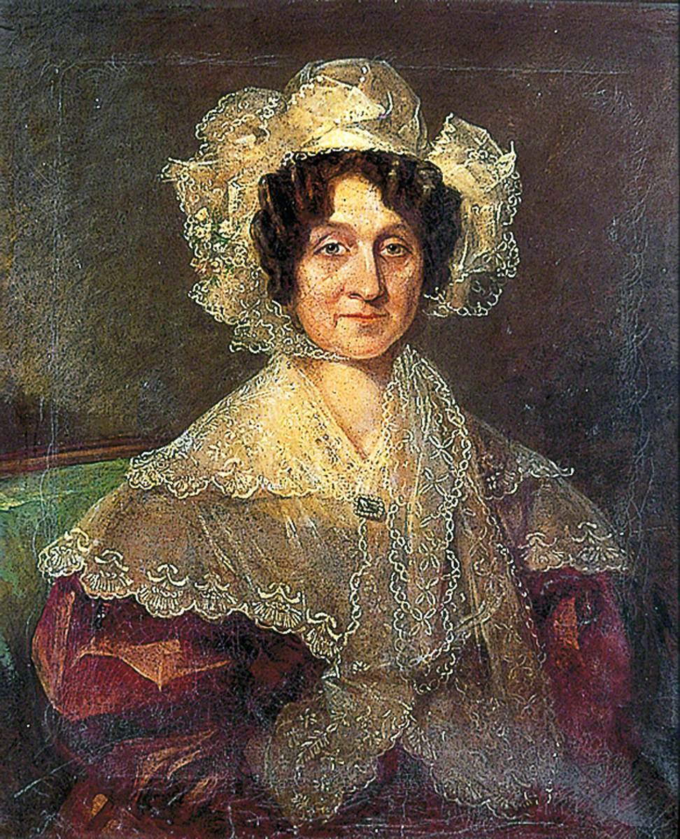 Ann Powell, Wife of Samuel Powell