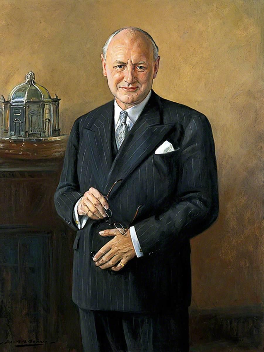 Alderman Harry Bolland