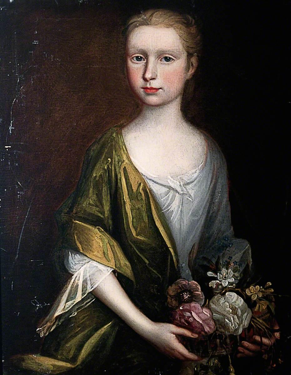 Eliza Darnbrough, Sister of the Reverend John Whitton Darnbrough