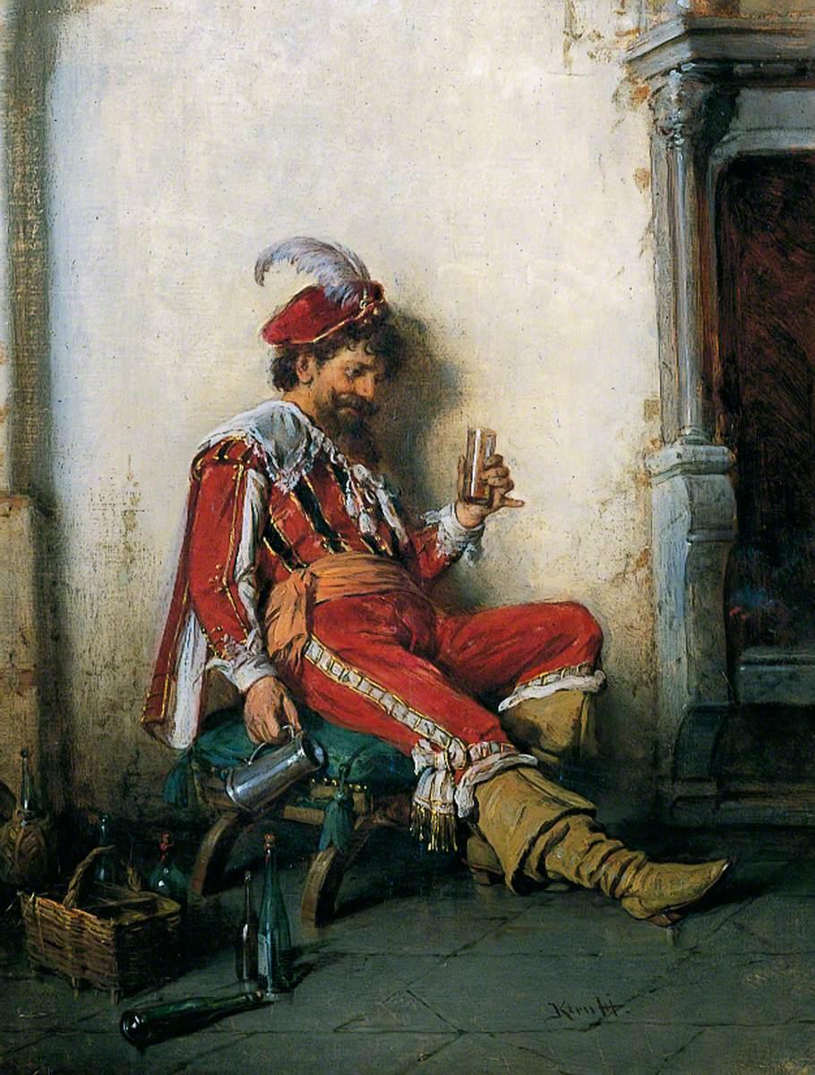 Drunken Cavalier