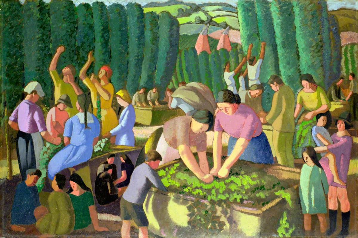 The Hop-Pickers