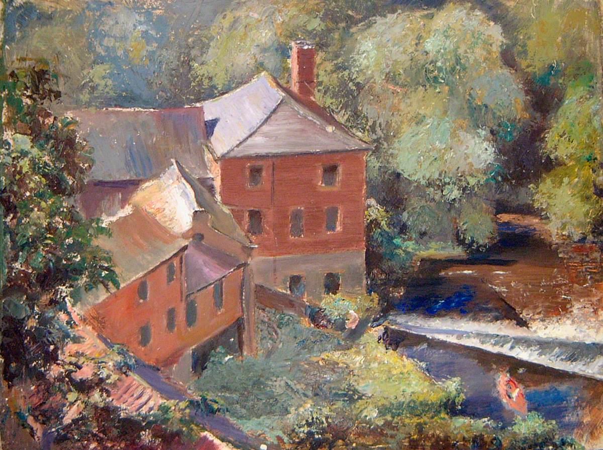 Old Linen Mill, Knaresborough