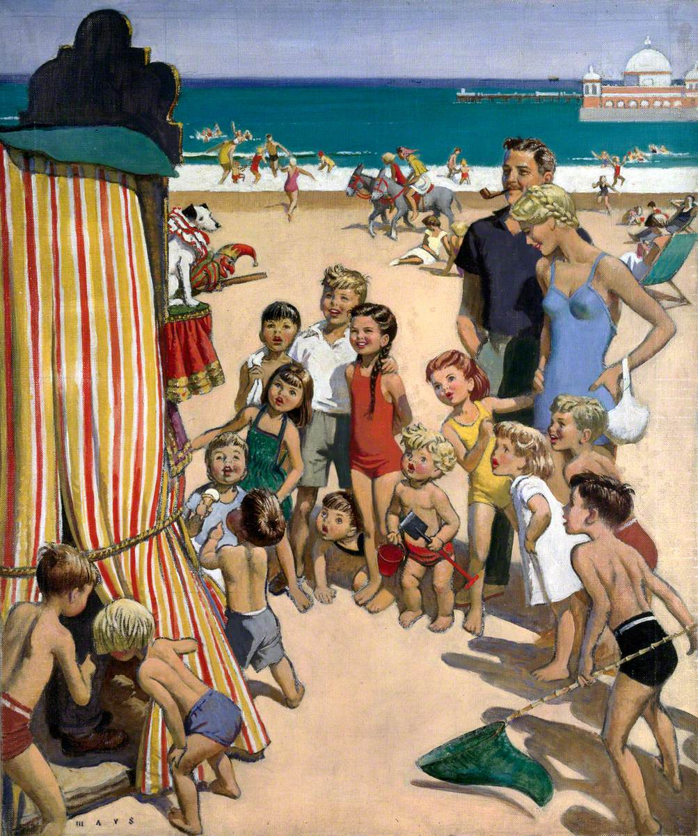 Sunny Rhyl: The Children's Paradise