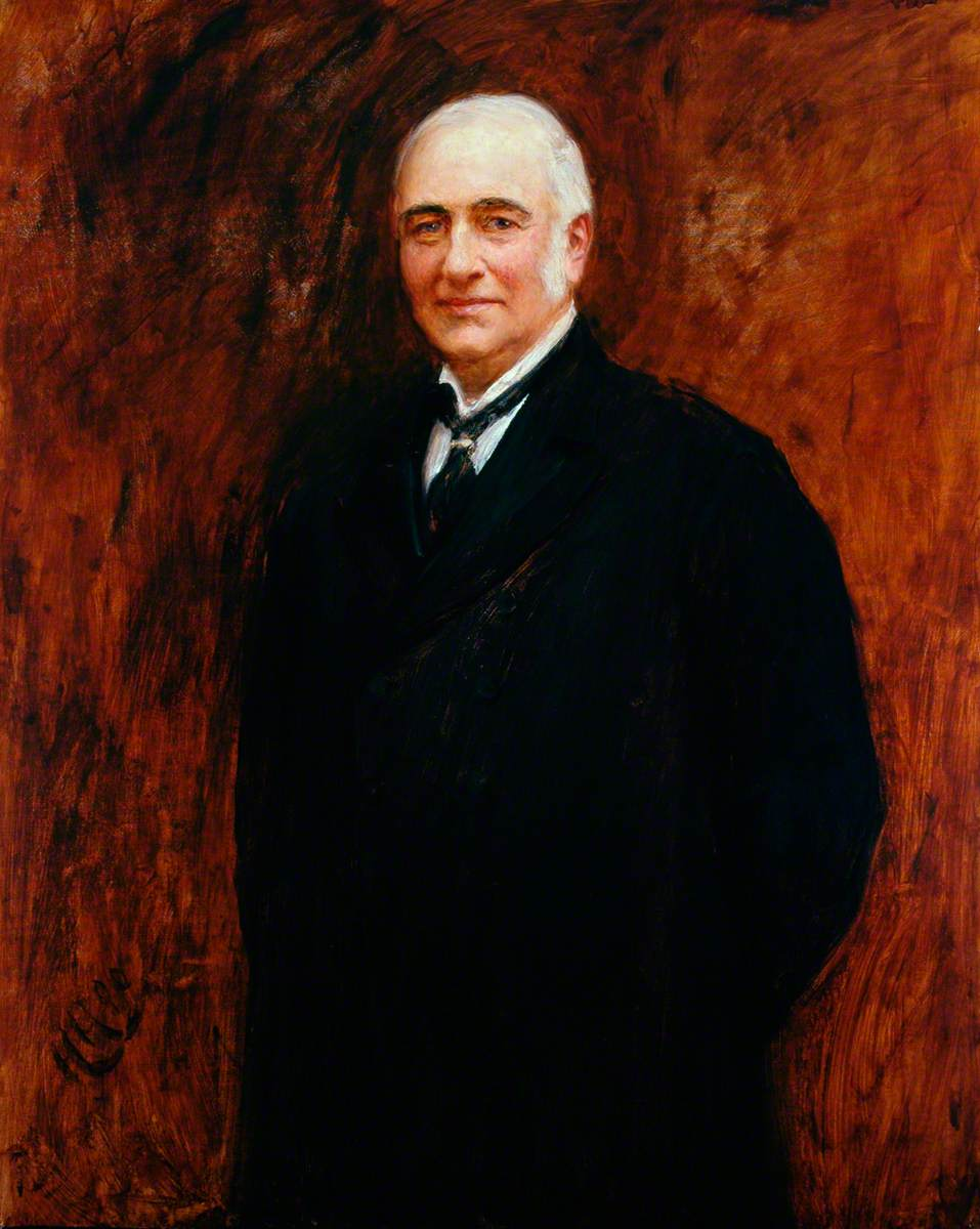 Sir George Findlay (1829–1893), Goods Manager, London and North Western Railway and General Manager (1880–1893)