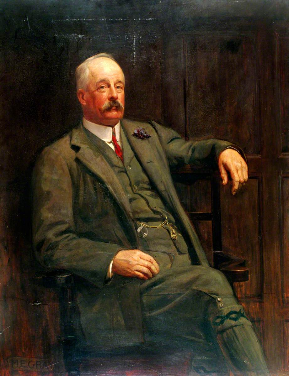 Sir Frederick Harrison, General Manager, London and North Western Railway