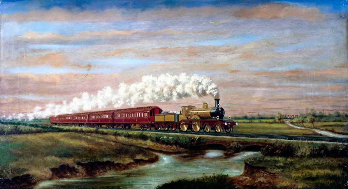 London, Brighton and South Coast Railway Royal Train