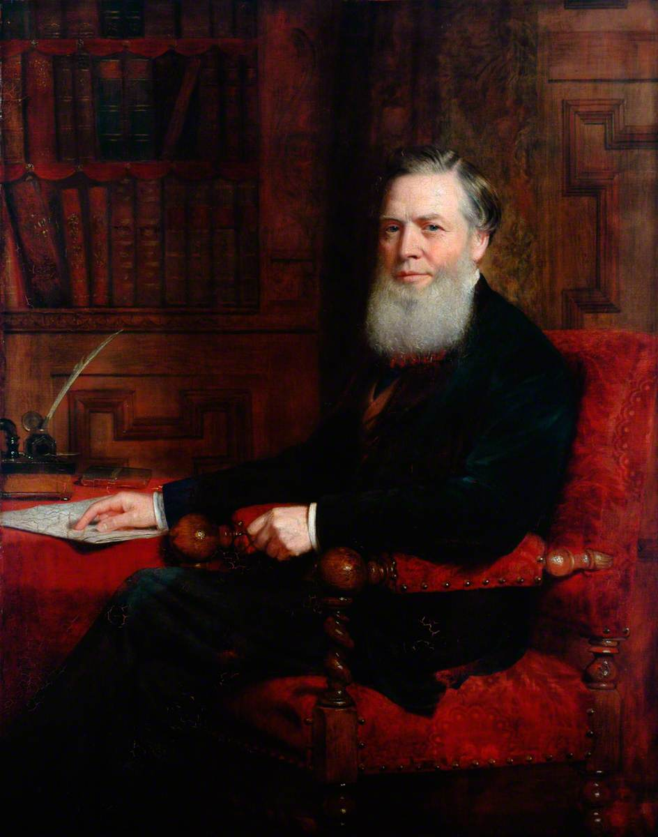 William English, First General Manager, Cheshire Lines Committee (1863–1882)