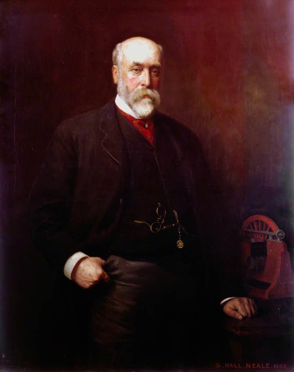 F. W. Webb (1836–1906), Chief Mechanical Engineer, London and North Western Railway, 1903