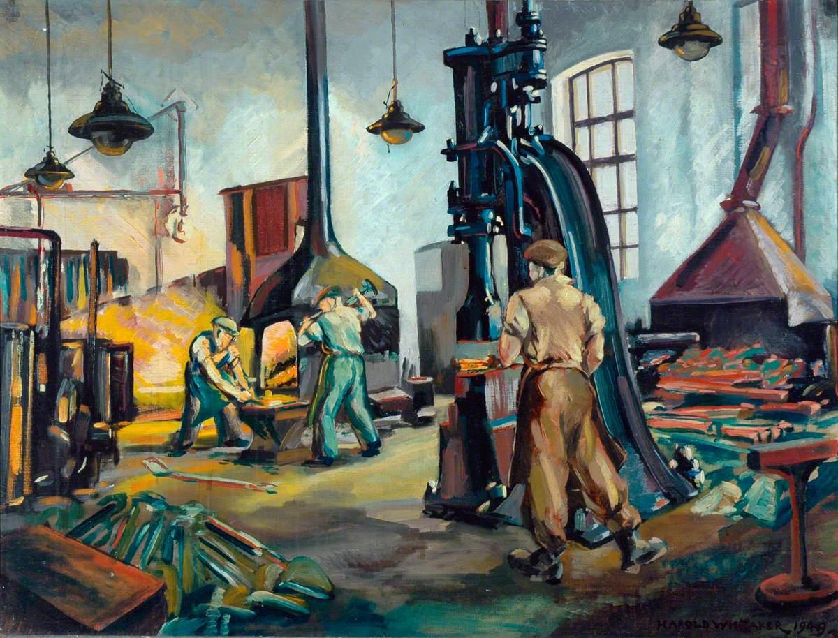Blacksmith's Shop, Dairycoates Shed, Hull