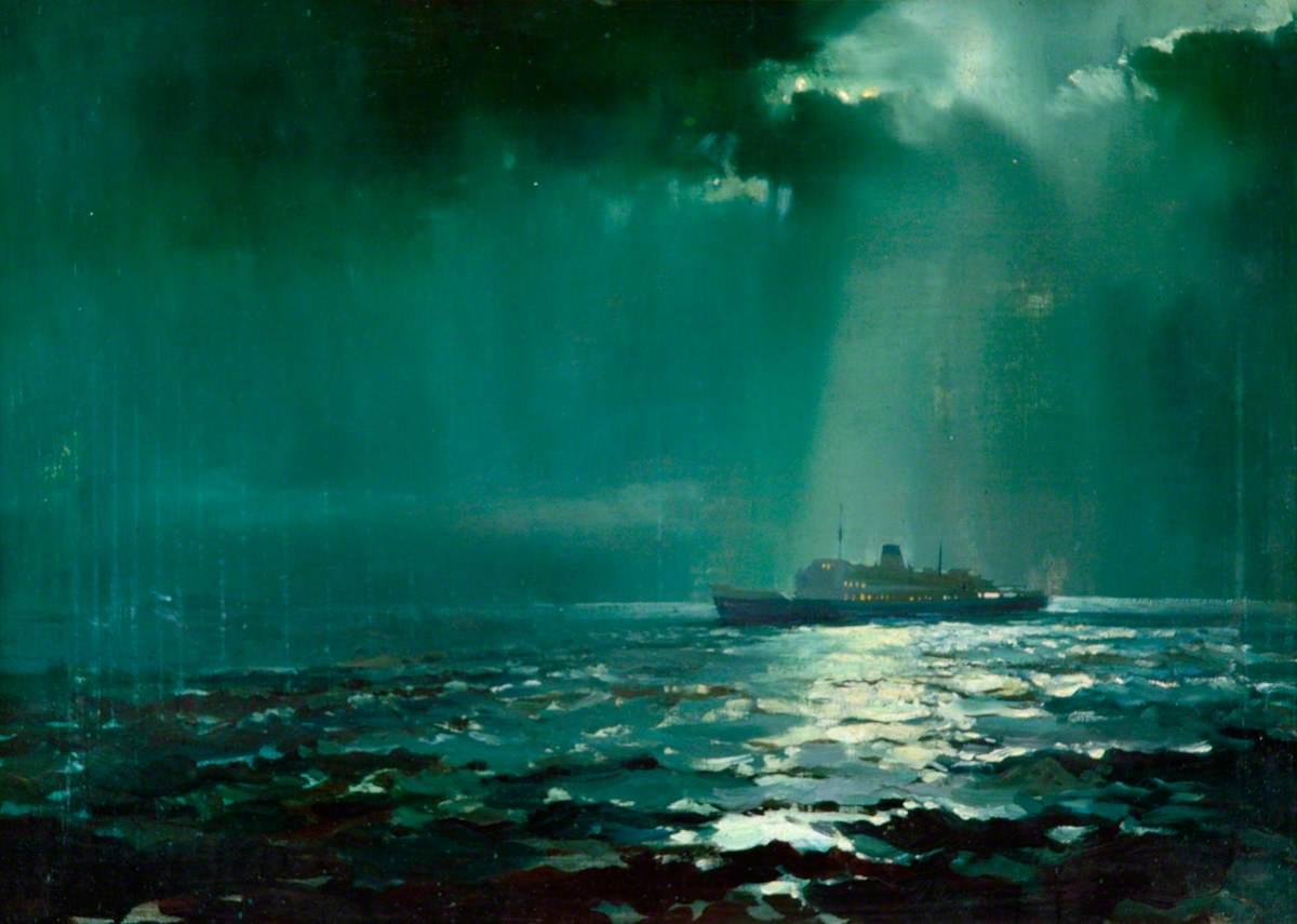 Ireland Overnight, 1950