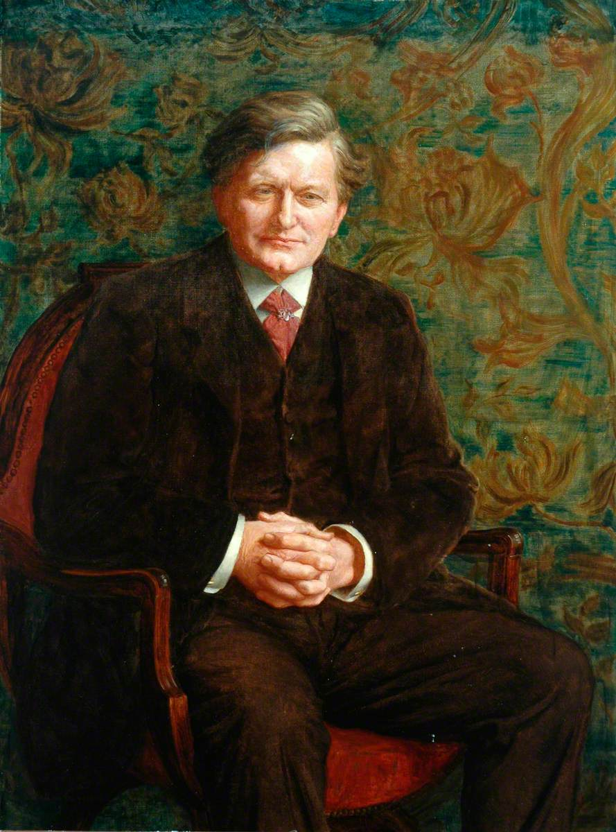 Sir George Stegmann Gibb (1850–1925), General Manager, North Eastern Railway (1891–1906)