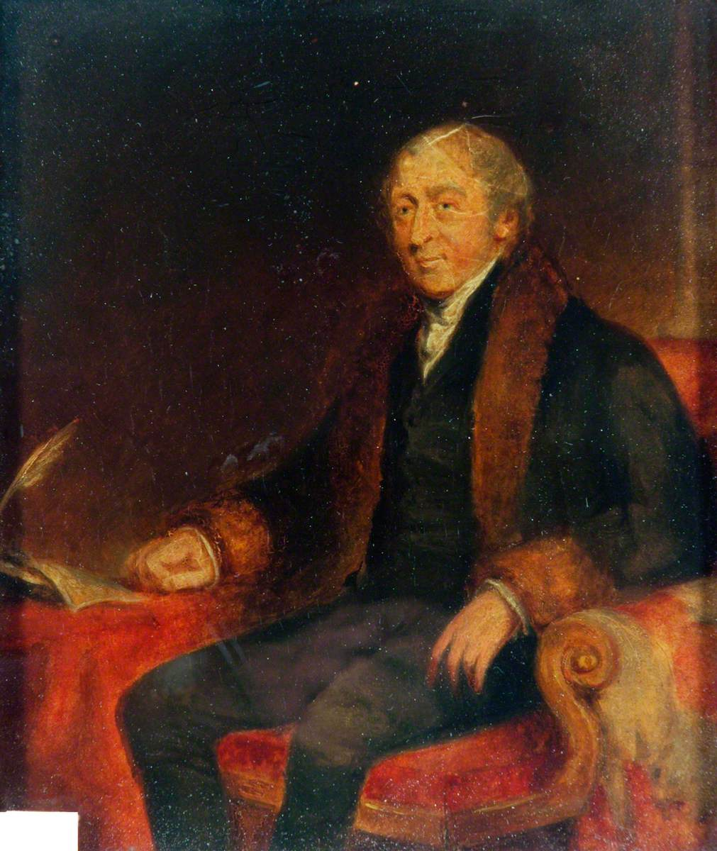 The Late Lord Mulgrave