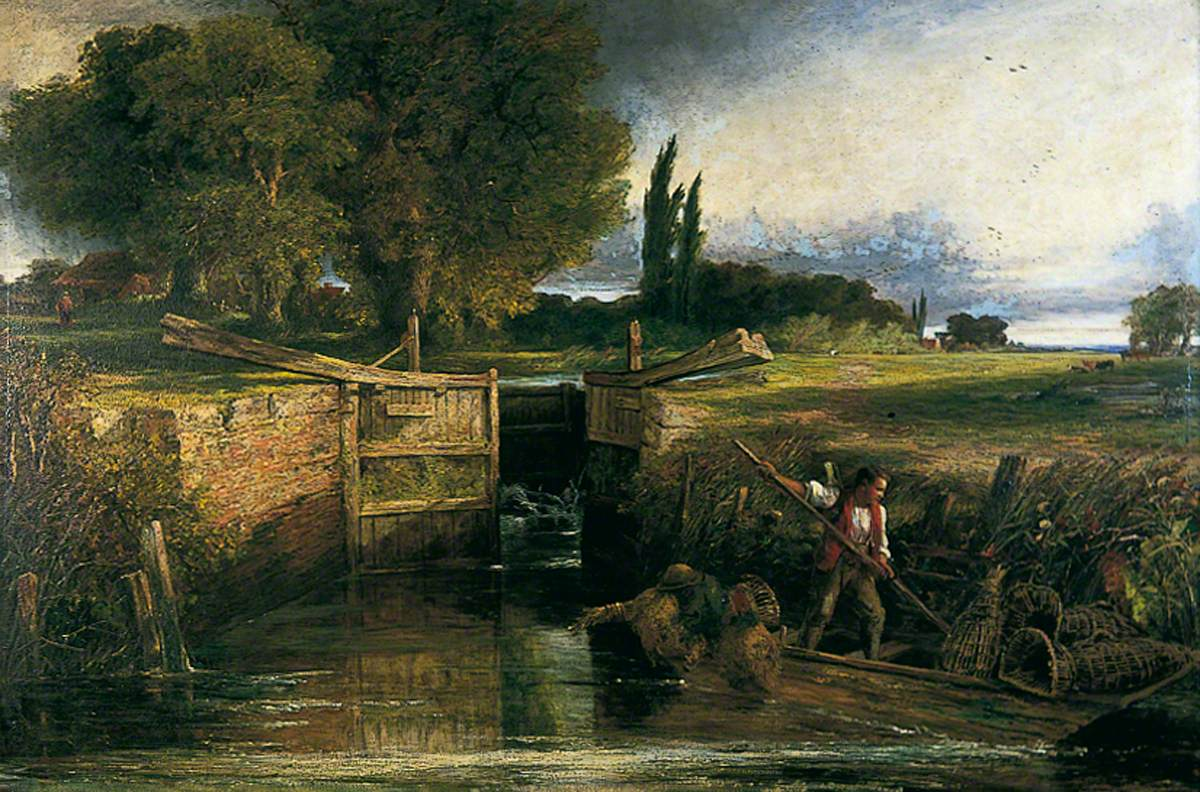 The Lock Gates