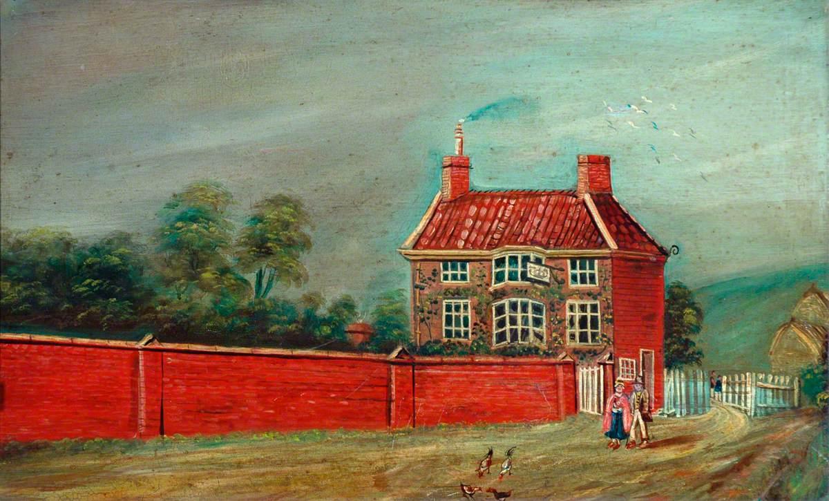 The 'Crown' Tavern (Bleach House), Scarborough
