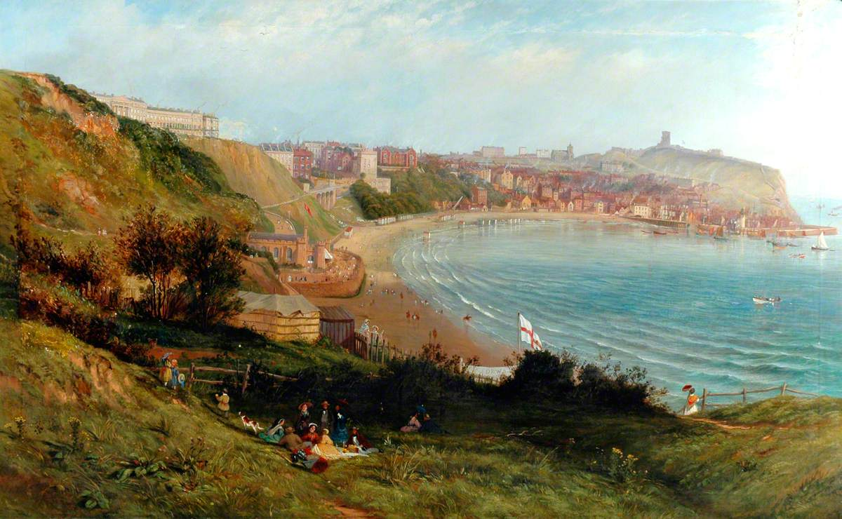 Scarborough from the South