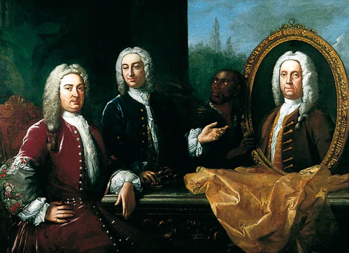 James Howe, Benjamin Tilden and Richard John Thompson