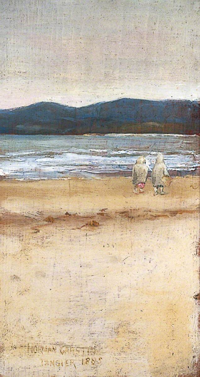 On the Sands, Tangier